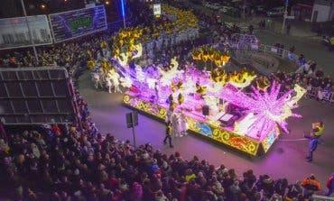 Más de 200.000 personas asistieron a la Cabalgata de Reyes de Torrejón