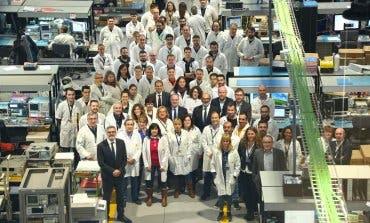 Indra inaugura en San Fernando de Henares la mayor fábrica de radares de España