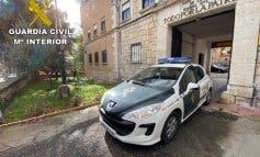 Detenido un anciano en Brihuega que disparó a un vecino por reclamarle 150 euros