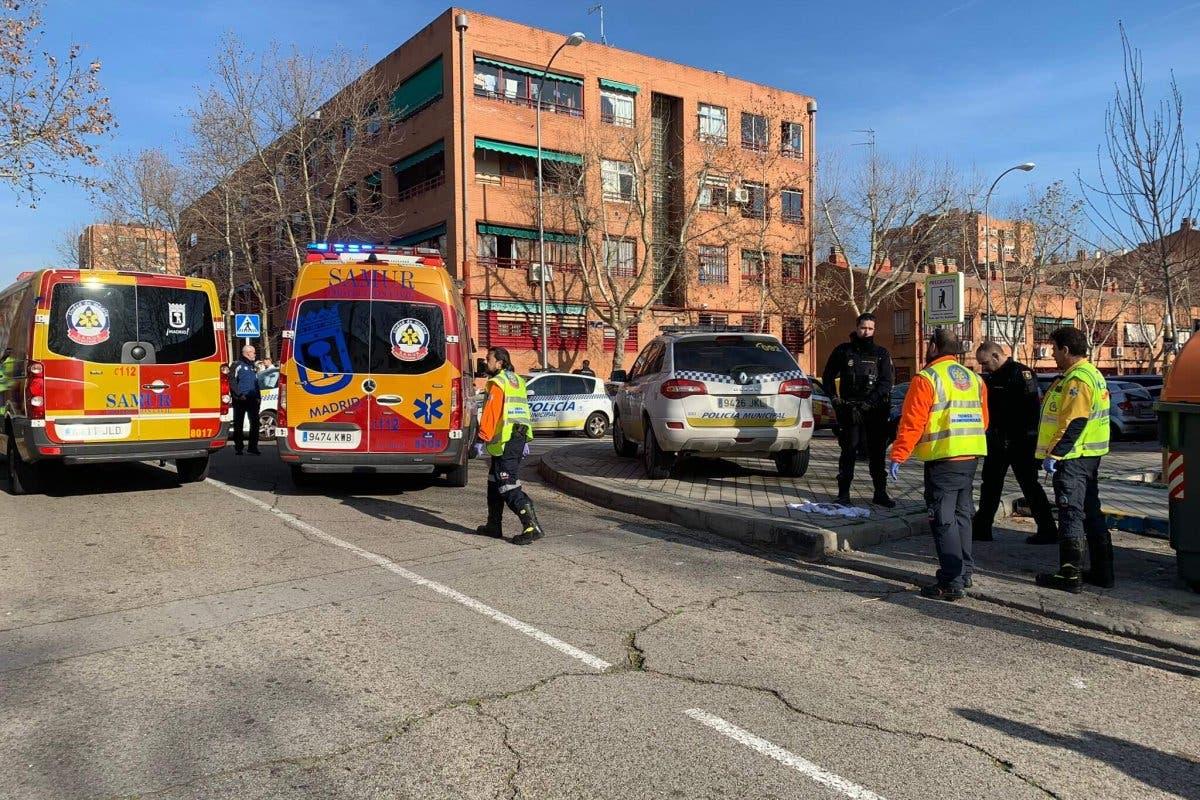 Una reyerta familiar en Vallecas deja tres heridos y seis detenidos