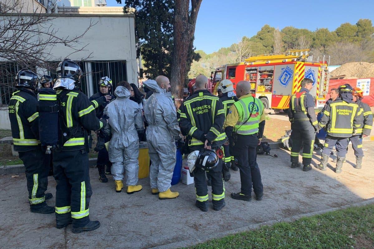 Desalojan una facultad de la Autónoma por una mezcla accidental de ácidos