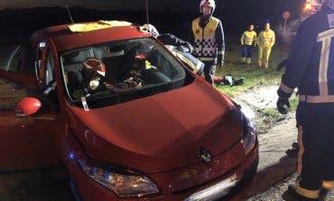 Cuatro heridos en un accidente de tráfico en Talamanca de Jarama