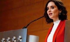 Ayuso considera innecesario el pin parental de Vox en Madrid