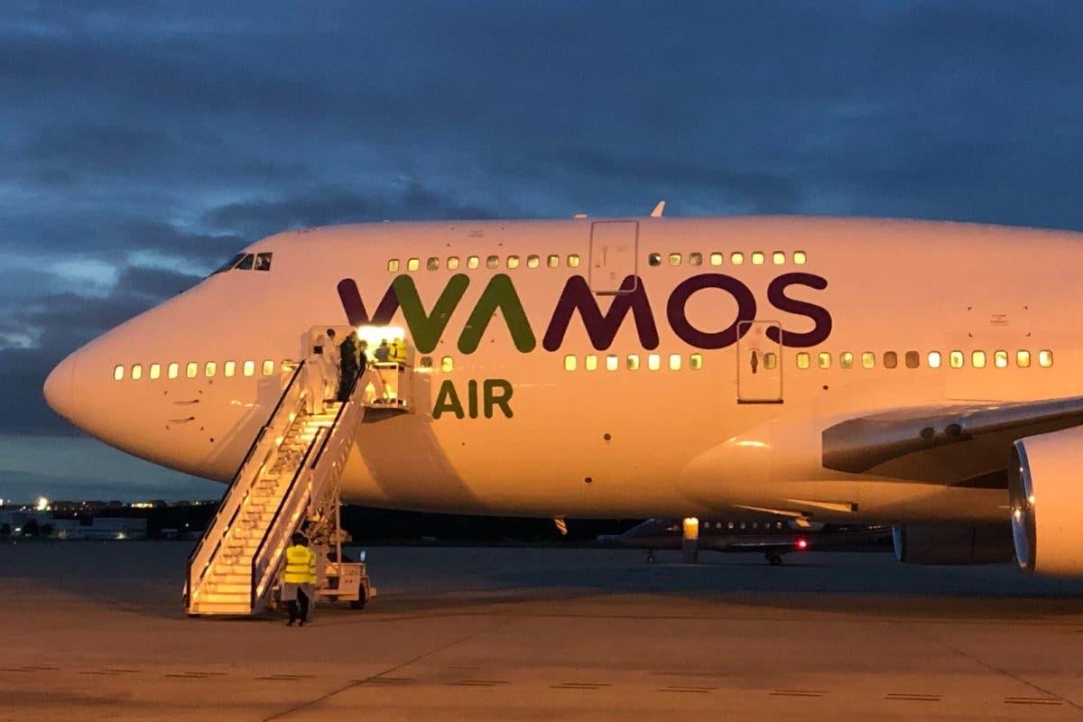 Coronavirus: Aterriza en Torrejón de Ardoz el avión con los españoles evacuados deChina