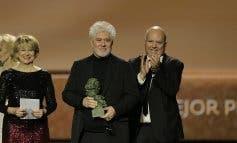 Dolor y gloria de Pedro Almodóvar arrasa en los Premios Goya