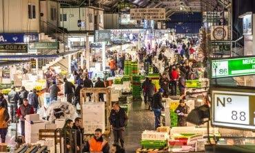 Mercamadrid se posiciona a la cabeza de los principales mercados europeos