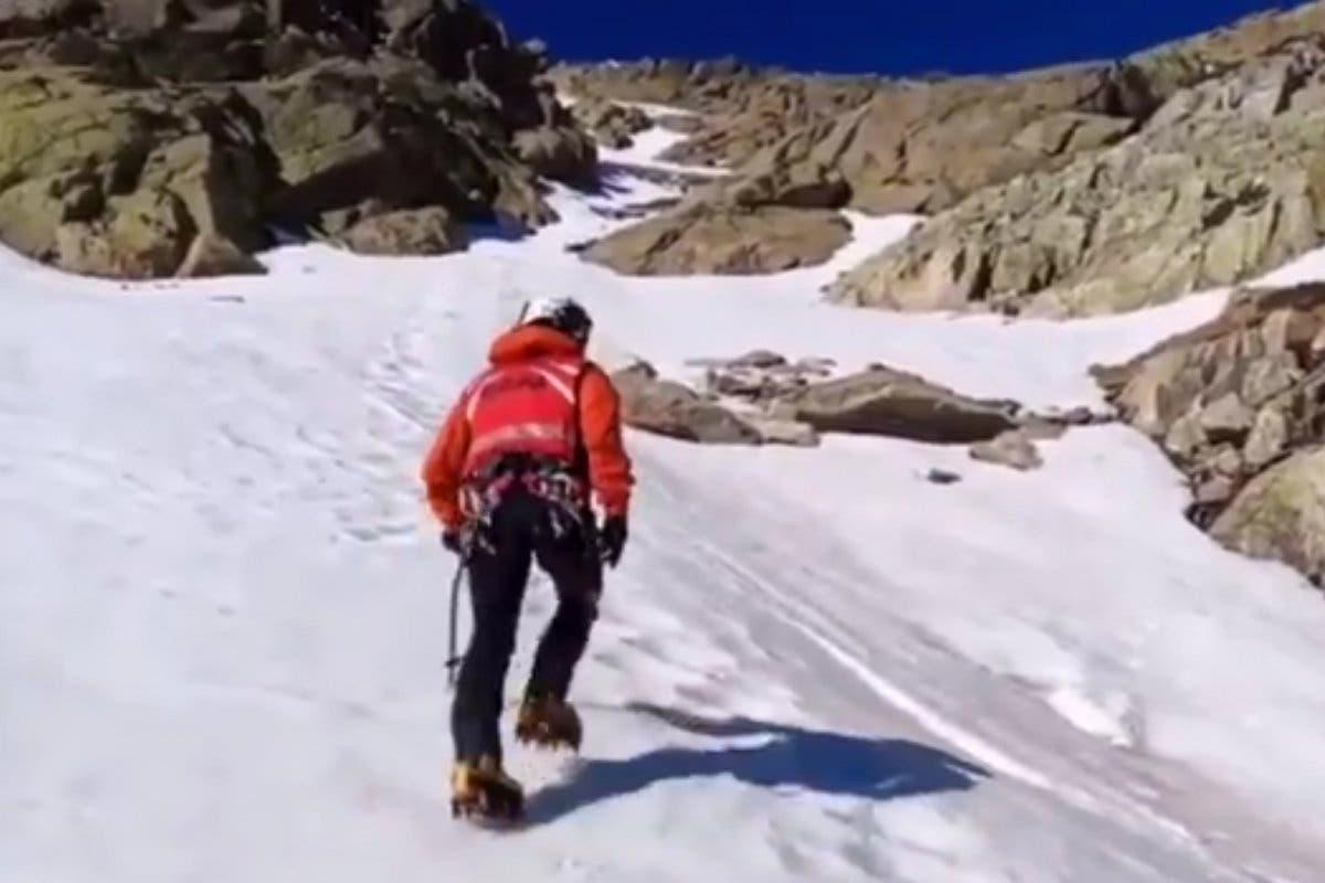 Muere un montañero al precipitarse por una ladera en Peñalara