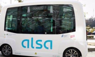 Los autobuses sin conductor llegan a la Comunidad de Madrid