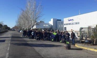 Un acuerdo pone fin a cuatro semanas de huelga en Lyreco Alovera