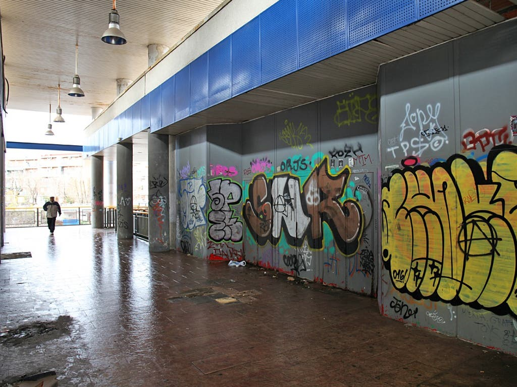 Coslada retomará conversaciones con Adif para reformar la antigua estación de Cercanías