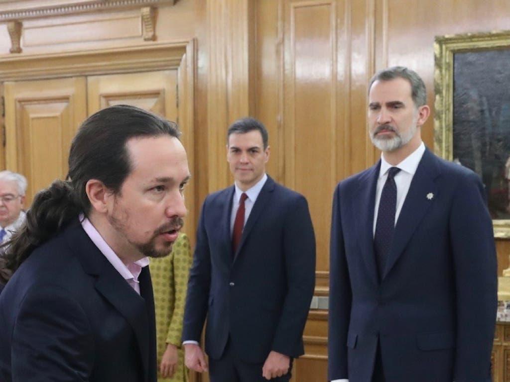 Toman posesión los nuevos ministros del Gobierno de Pedro Sánchez
