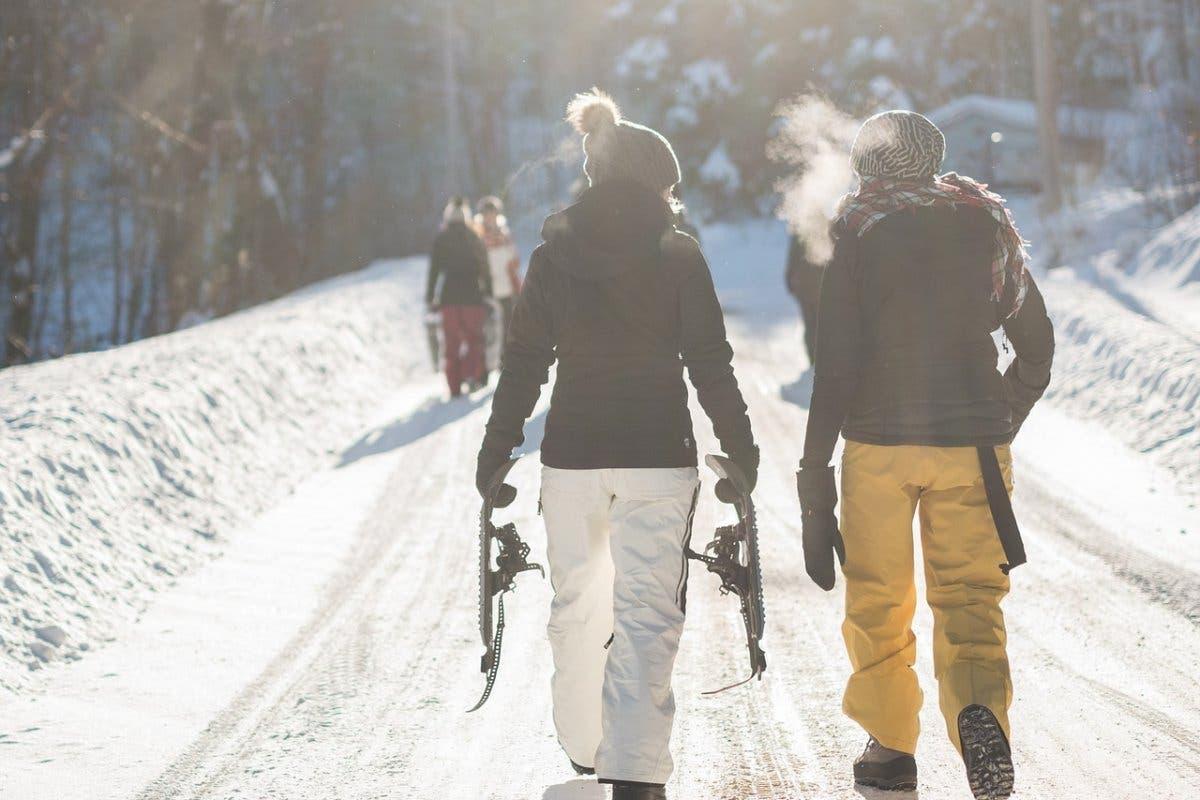 Torrejón organiza diferentes actividades y excursiones a la nieve para jóvenes