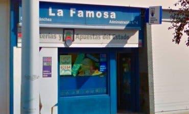 Primer premio del Niño vendido en Torrejón de Ardoz
