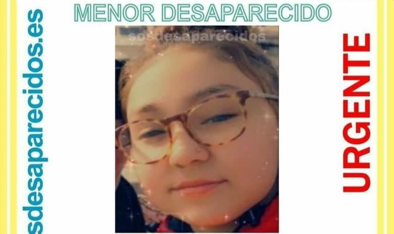 Localizada la menor de 15 años desaparecida en Madrid