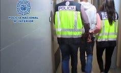 Detenido en Madrid por agredir, raptar y retener a su expareja durante siete horas