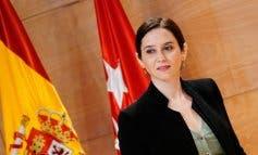 Ayuso acusa a Sánchez de querer imponer una subida de impuestos en Madrid