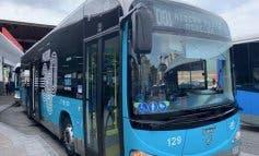 En marcha la primera línea de autobús gratuita de la EMT