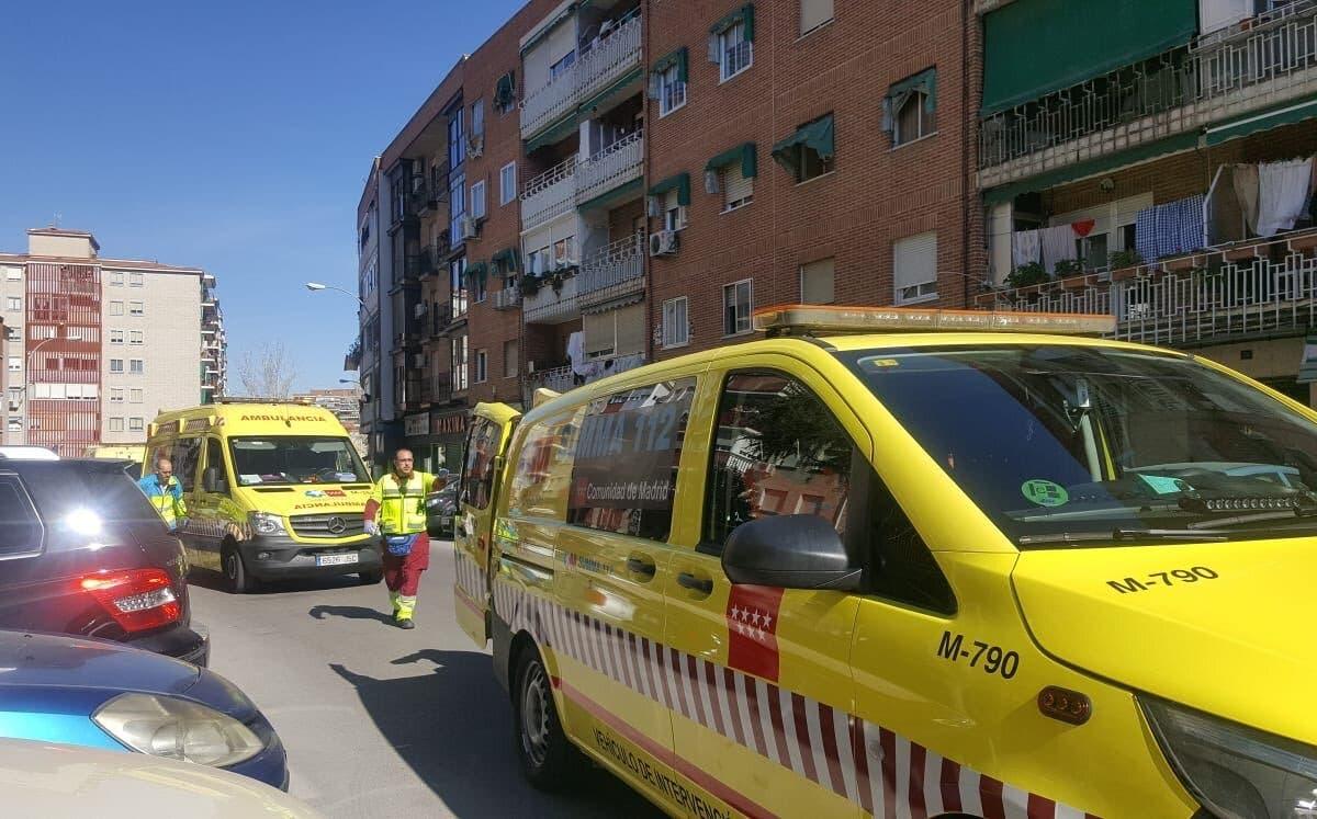 Un anciano mata a su mujer en Fuenlabrada y trata de suicidarse