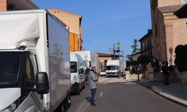 Santiago Segura graba su próxima película en Cabanillas del Campo