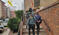 Pillados en la A-2 dos ladrones tras cometer un robo en Guadalajara