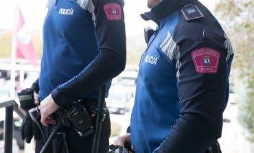 Hallan durante un desahucio en Vallecas objetos robados en Alcalá de Henares y Arganda