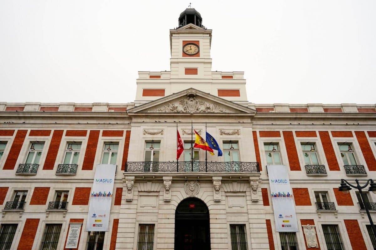 La Comunidad de Madrid sube un 2% el sueldo de sus funcionarios