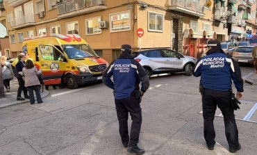 Muere la mujer de 67 años que fue atropellada en Chamartín