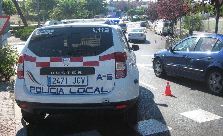 Tres detenidos en Coslada por robar ropa por valor de 1.000 euros