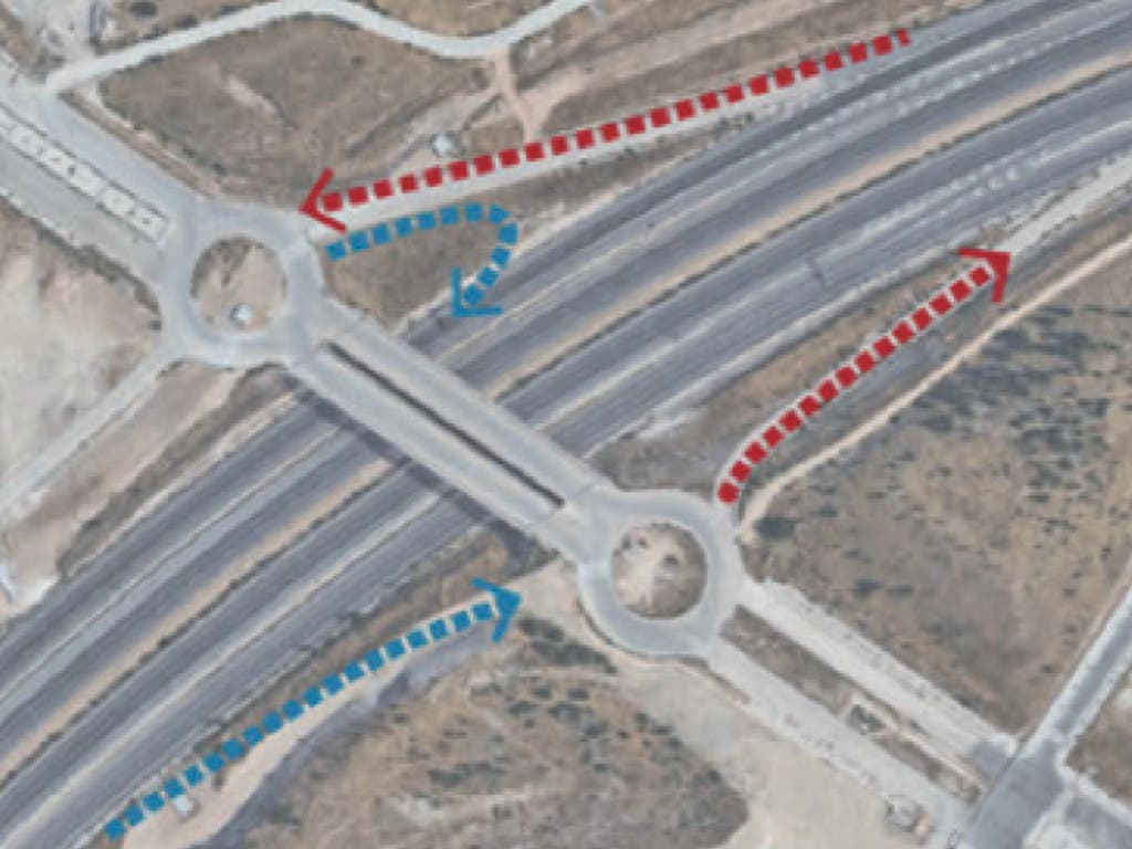 Luz verde a la ampliación del enlace sobre la M-45 en El Cañaveral