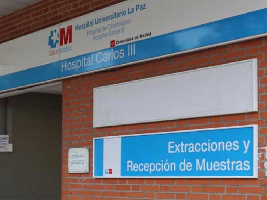 Un joven de 24 años, primer caso confirmado de coronavirus en Madrid