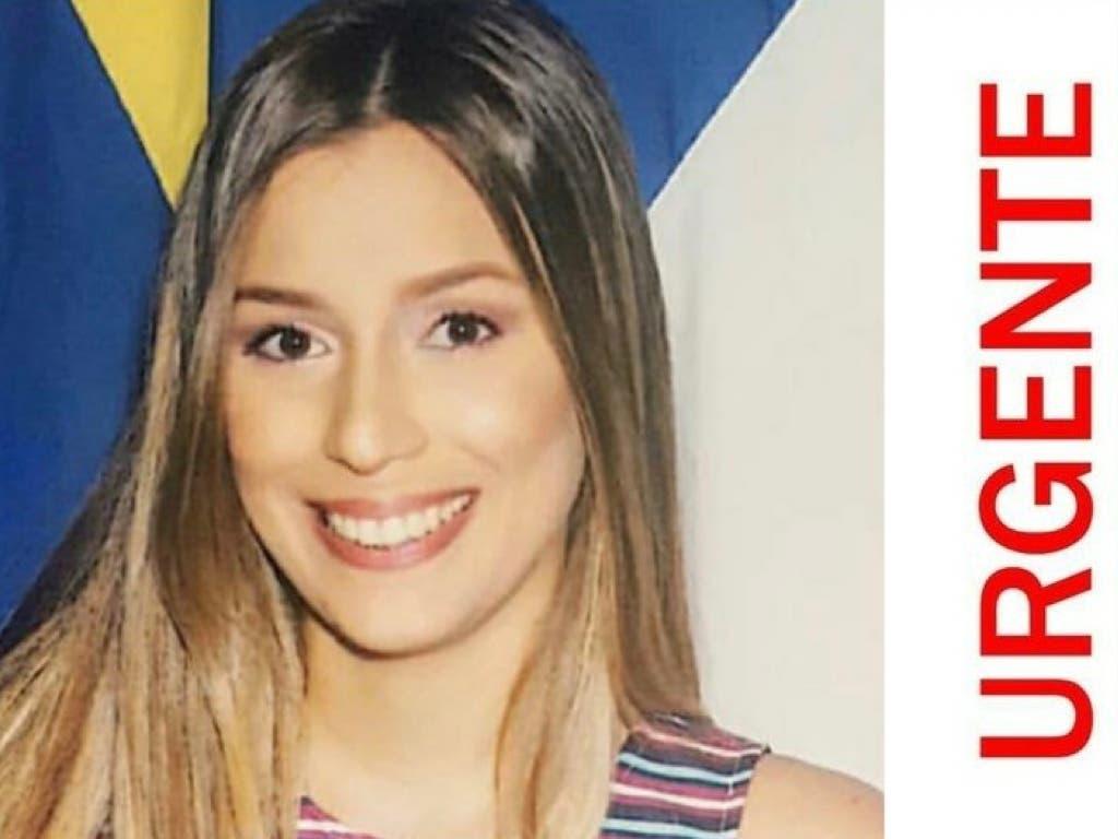 Localizada una periodista venezolana que había desaparecido en Madrid el pasado día 19
