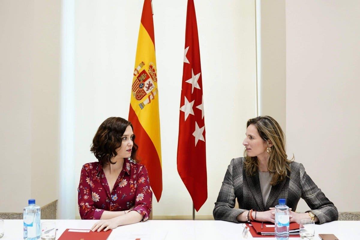 Ayuso anuncia un Plan de Acción para ayudar a los agricultores madrileños