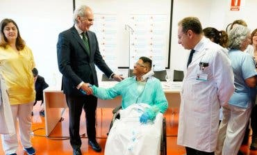 Un hospital madrileño realiza un trasplante de corazón pionero en España