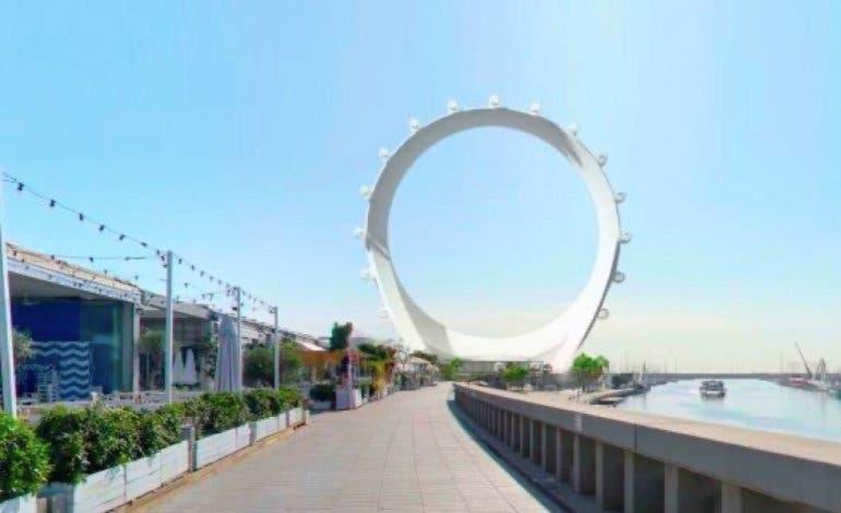 Madrid podría contar con una noria futurista de 120 metros de altura