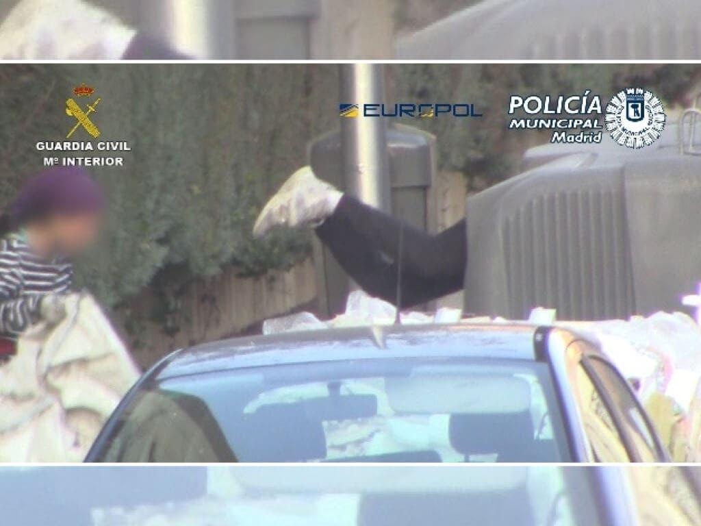 Desarticulada en Madrid una red dedicada a la gestión irregular de residuos de cartón