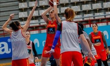 España preparó en Torrejón de Ardoz el Preolímpico de Belgrado