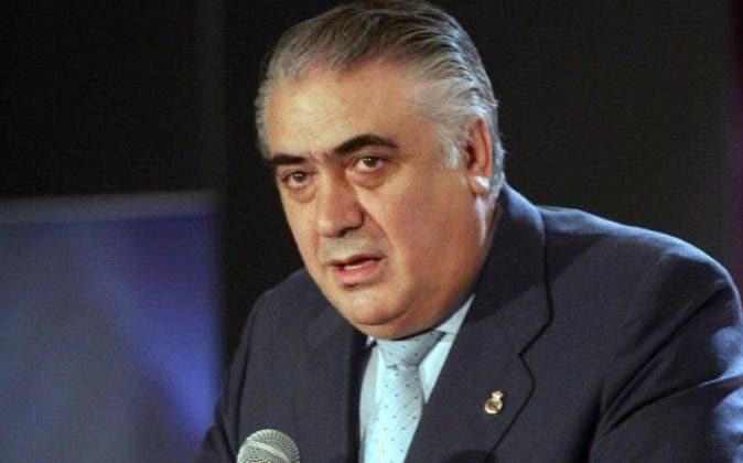 Muere en Madrid por coronavirus Lorenzo Sanz, expresidente del Real Madrid