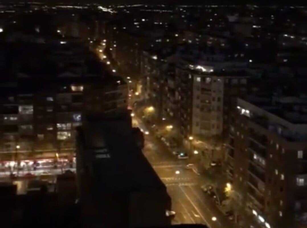 Atronadora cacerolada en Madrid contra el Gobierno de Sánchez por su gestión del coronavirus