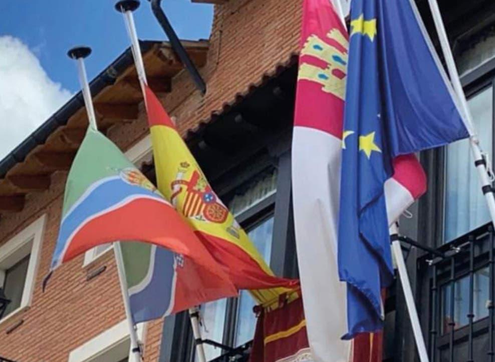 Luto oficial y banderas a media asta en Alovera por las víctimas del coronavirus