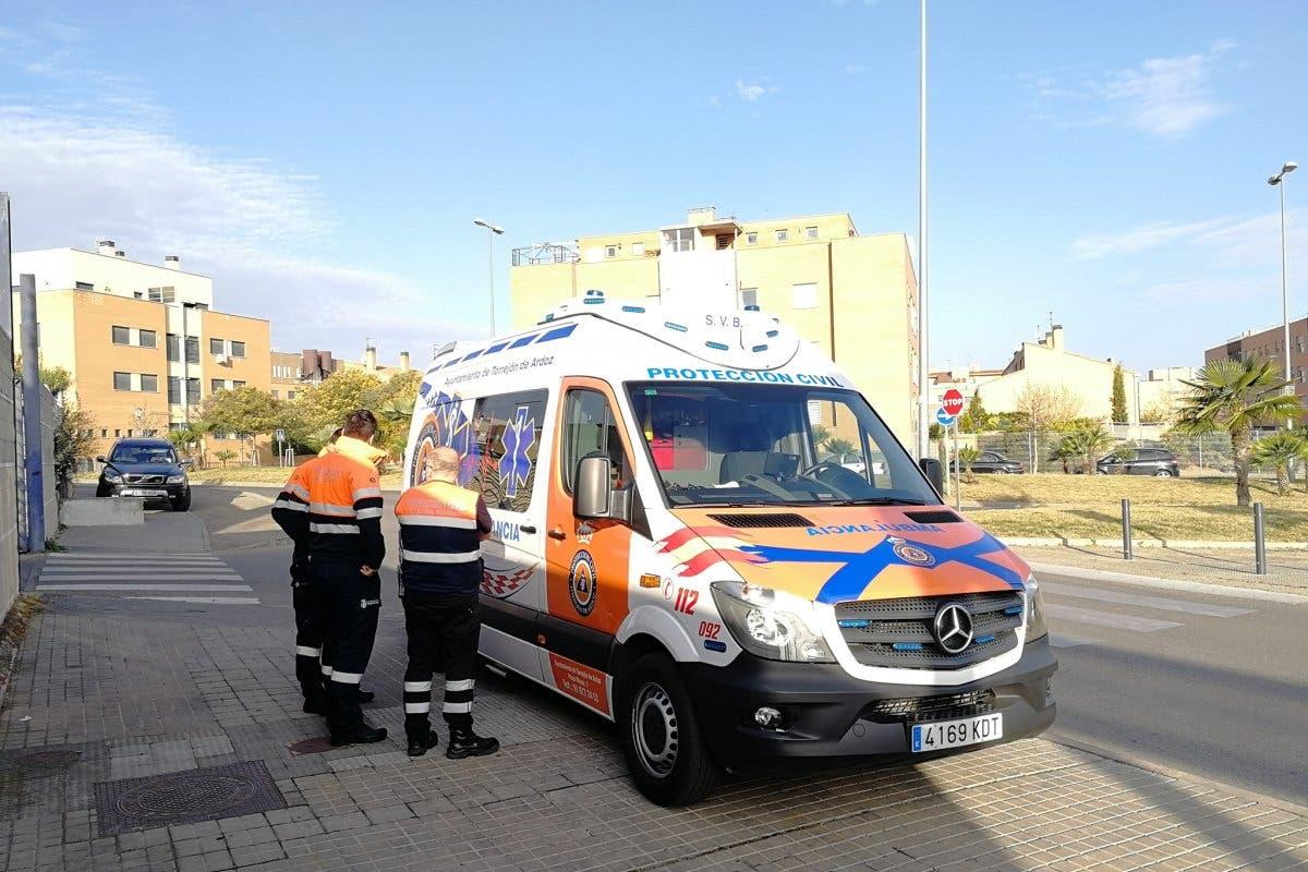 Protección Civil de Torrejón de Ardoz hará la compra a personas vulnerables