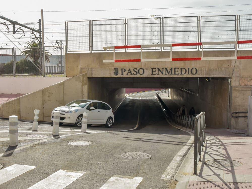 Abierto al tráfico el nuevo Paso Enmedio de Torrejón de Ardoz