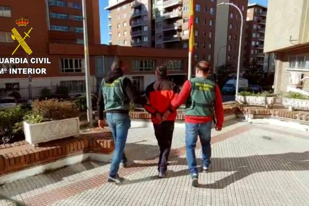 Detenido en Guadalajara por 21 robos en colegios, empresas, naves, ayuntamientos y un cementerio
