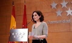 Ayuso prevéun «repunte elevado» de casos de coronavirus en Madrid