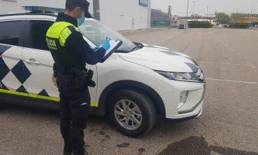 Estado de alarma: Primeras multas en Torrejón, Alcalá, San Fernando y Velilla