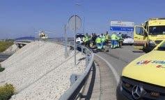 Cuatro detenidos por atropellar a un guardia civil en un control por el coronavirus