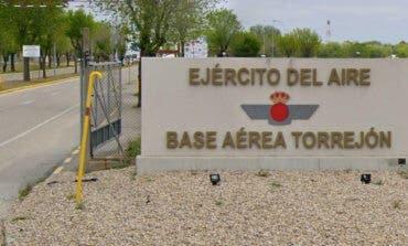 Un militar de la base aérea de Torrejón de Ardoz da positivo en coronavirus