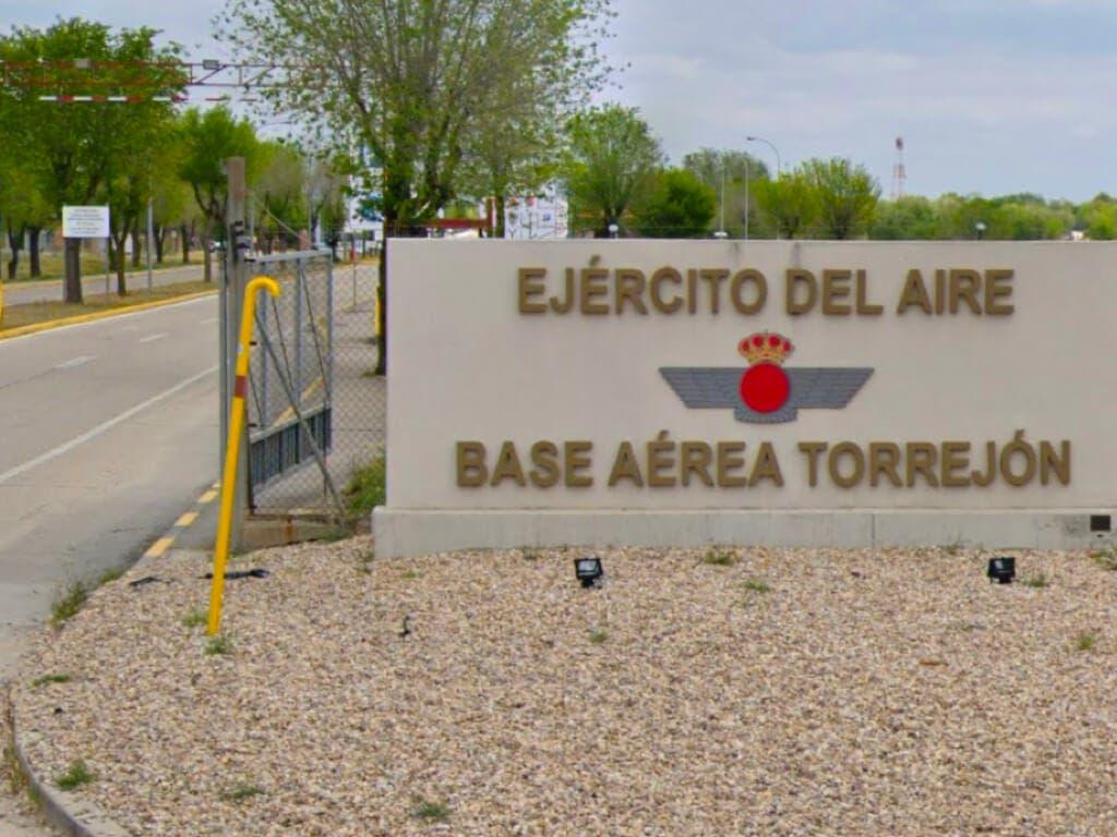 Muere por coronavirus un comandante del Ejército del Aire destinado en Torrejón de Ardoz