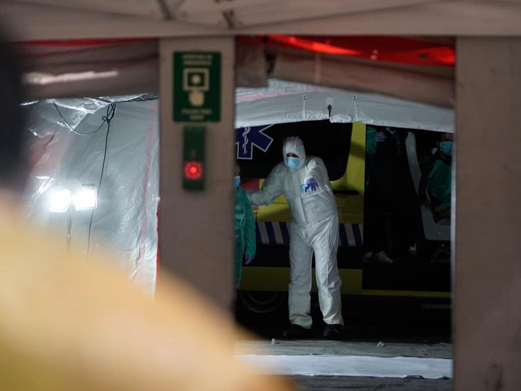 España supera los 26.000 muertos por coronavirus al sumar 213 en 24 horas