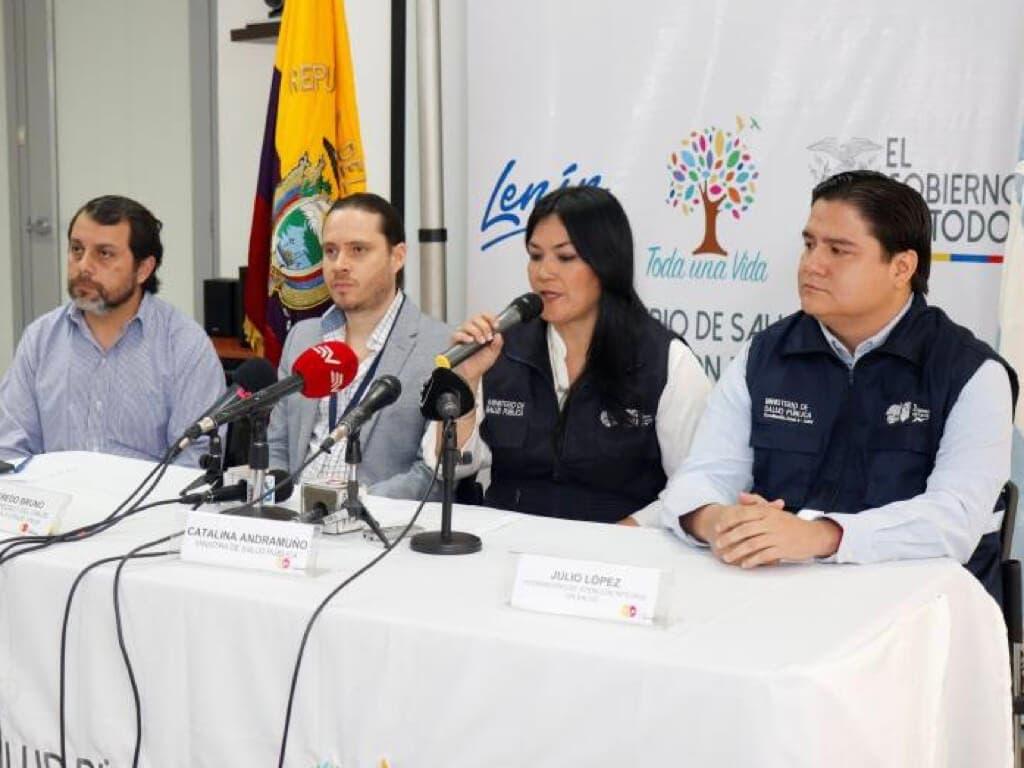 La mujer crítica por coronavirus en Ecuador procede de Torrejón de Ardoz