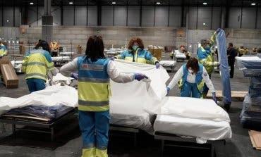 Casi 7.500 altas por coronavirus en la Comunidad de Madrid